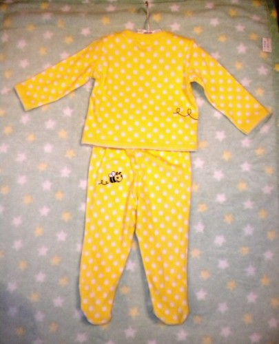 Gymboree Baby Toddler Girl 2PC Bumble Bee Outfit 12-18MTH