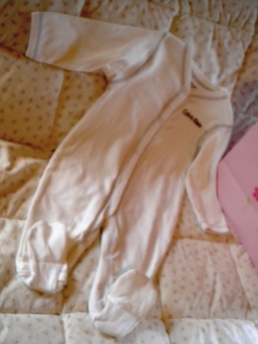 Calvin Klein Infant Baby Boy Girl Outfit 6-9MTH