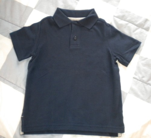 Jumping Beans Toddler Boy Short Sleeve Blue Shirt 3T