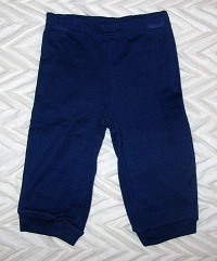 Carter's Infant Baby Boy Navy Blue Pants 9MTH
