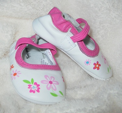 Infant Shoes Online on Koala Baby Infant Baby Girl White Shoes W Pink