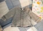 Baby Gap Infant Baby Boy Rev Striped Jacket 0-3MTH
