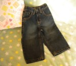 Gymboree Baby Toddler Boy Jeans 12-18MTH