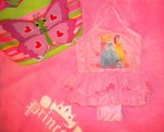 Disney Baby Pink Princess Bathing Suit 12MTH