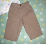 Gymboree Infant Baby Boy Tan Dress Pants 3-6MTH
