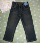 "Gymboree Toddler Boy ""Worn Look"" Jeans Size 3T"