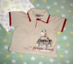 Baby Rebels Infant Baby Boy Short Sleeve Shirt 6-9MTH