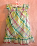 Greendog Baby Toddler Girl Multi Color Dress 18MTH
