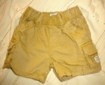 The Children's Place Infant Baby Boy Tan Shorts 6-9MTH