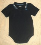 OshKosh Baby Toddler Boy Navy Blue Onesie Shirt  24MTH