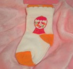 Gymboree Infant Baby Girl Gumball Machine Socks 0-6MTH