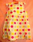 Greendog Baby Toddler Girl Polka Dot Dress 18MTH