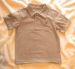 Gymboree Toddler Boy Grey Earthtone Short Sleeve Shirt 3T