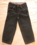 Gymboree Toddler Boy Jeans with Grey Waistband 3T