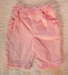 Jumping Beans Infant Baby Girl Pink Capri w/Bow 6-9MTH
