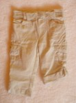 Greendog Baby Toddler Girl Tan Capri/Pants 12MTH