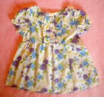 Healthtex Baby Toddler Girl Floral Top 18MTH