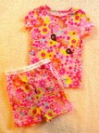 Amy Coe Baby Toddler Girl 2PC Pink Print Jammies 18MTH
