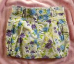 Healthtex Baby Toddler Girl Floral Skirt 24MTH