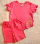 Carter's Toddler Girl 2PC Coral Short Set 2T