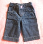 Jumping Beans Toddler Girl Capri Jeans 2T
