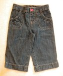 Jumping Beans Toddler Girl Capri Jeans 3T