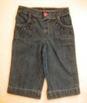Jumping Beans Toddler Girl Capri Jeans 4T
